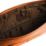 interno borsa arancione