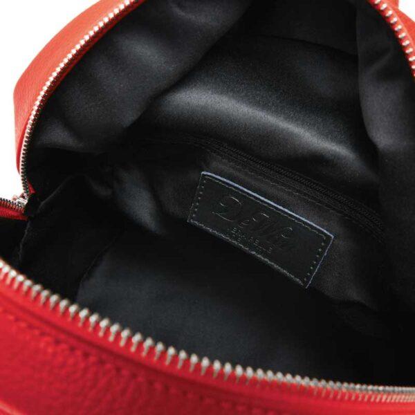 interno zainetto rosso