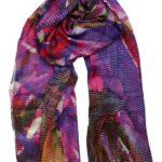 sciarpa coloratissima