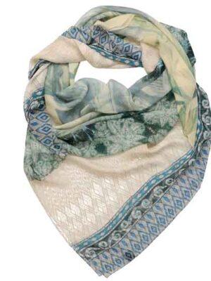 foulard indossato