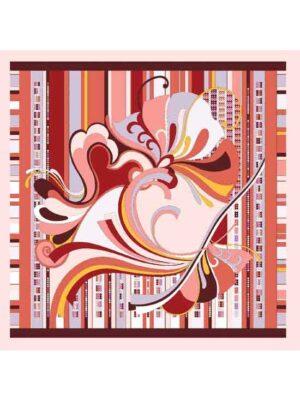 foulard in seta