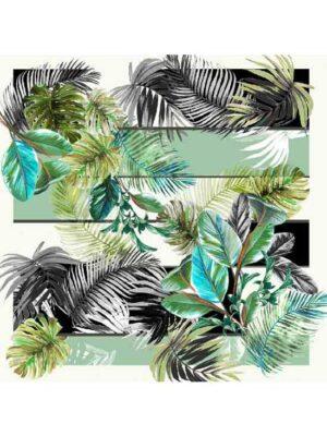 foulard in seta Aloha