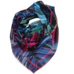 maxi foulard Tropical