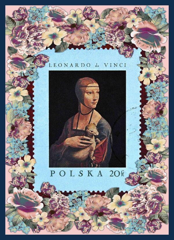 foulard Leonardo