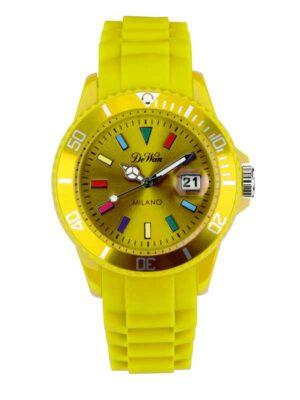Orologio giallo