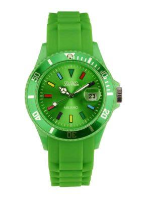 Orologio verde