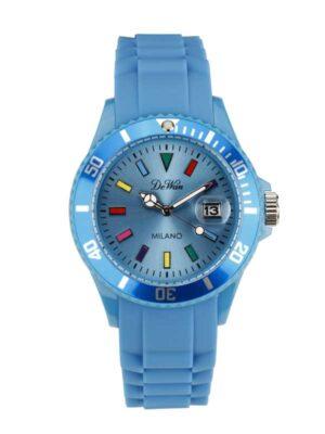 Orologio unisex azzurro