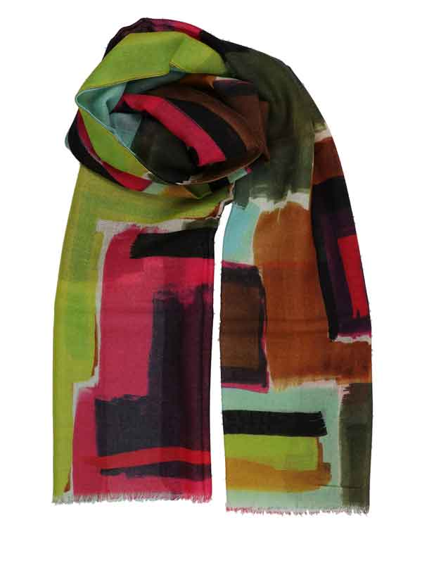sciarpa Miro