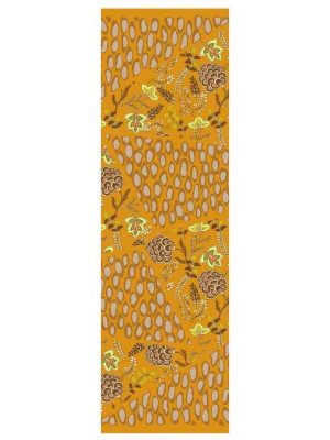 Sciarpa 55x190 autumn gold