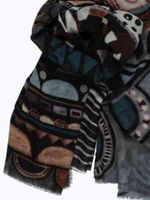 Sciarpa 130x180 tribal